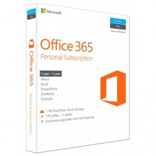 Microsoft 365 Personal For 1 User (01 Year Subscription)