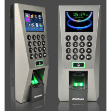 ZK F18 Access Control with Card & Finger Print