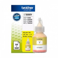 Brother BT5000Y Yellow Ink Bottle