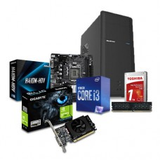Intel 10th Gen Core i3-10100 Gaming PC