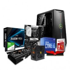 Intel 10th Gen Core i5-10400 Gaming PC