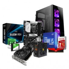 Intel 10th Gen Core i5-10600 Gaming PC