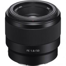 Sony E 50mm f/1.8 Full Frame Lens