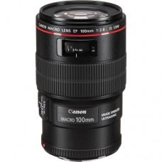 Canon EF 100mm f/2.8L IS USM Prime Lens