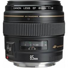 Canon EF 85mm f/1.8 USM Prime Lens