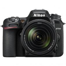 NIKON D7500 20.9 MP WITH 18-140MM LENS 4K WI-FI BLUETOOTH TOUCHSCREEN DSLR CAMERA