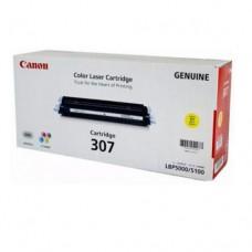 Canon 307 Yellow Cartridge