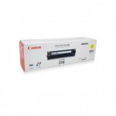 Canon 316 Yellow Cartridge