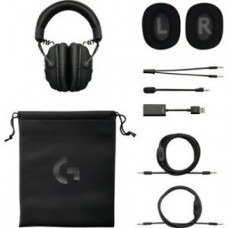Logitech PRO X Gaming Headset With External USB Sound Card