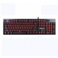 A4TECH BLOODY B760 LIGHT STRIKE GAMING KEYBOARD - RED LED