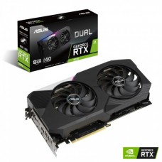 ASUS Dual GeForce RTX 3070 8GB GDDR6 Graphics Card