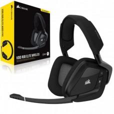 Corsair VOID ELITE RGB Wireless Premium Gaming 7.1 Headphone (Carbon)
