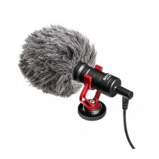 Boya BY-MM1 Compact On Camera Video Microphone