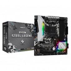 Asrock B450M Steel Legend AMD Micro-ATX Motherboard
