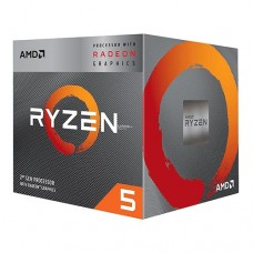 AMD Ryzen 5 3400G Processor with Radeon RX Vega 11 Graphics
