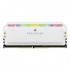 Corsair Dominator Platinum RGB 8GB 3200MHz DDR4 RAM (White)