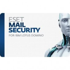 ESET Mail Security for IBM Lotus Domino (Volume up to 05 to 249)