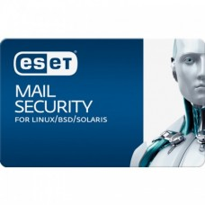 ESET Mail Security for Linux/Free BSD (Volume up to 05 to 249)