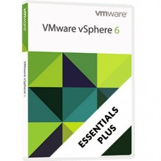VMware vSphere 6 Essentials Plus Kit for 3 hosts (Max 2 processors per host)