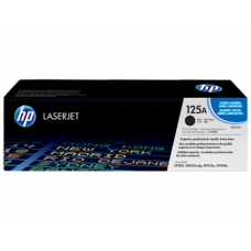 HP 125A Black Original LaserJet Toner Cartridge For CLP1515 Printer
