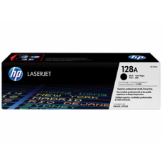 HP 128A-K Black Original LaserJet Toner Cartridge For CP1525, M1415 Printer