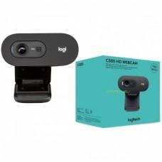 Logitech C505 High-Definition Webcam