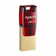 Apacer AH180 16GB USB 3.1 Type-C OTG Pen Drive