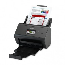 Brother ADS-2800W Wired and Wireless Duplex Desktop Sheet-fed Scanner with ADF
