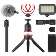 Boya BY-VG350 All-in-One Smartphone Vlogging Kit
