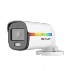 Hikvision DS-2CE10DF8T-FSLN 2MP ColorVu Audio Fixed Mini Bullet Camera