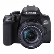 Canon EOS 850D 24.1 MP With 18-55mm IS STM Lens 4K UHD WI-FI Touchscreen DSLR Camera