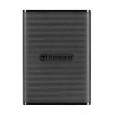 Transcend ESD270C 1TB USB 3.1 Gen 2 Type-C External SSD Black