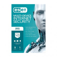 ESET Multi-Device Security Pack for 5 User (2021 Edition)