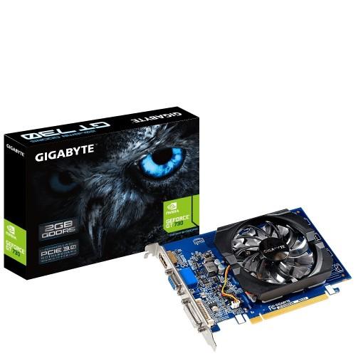 GIGABYTE GeForce GTX 730 2GB GDDR5 PCI EXPRESS Graphics Card