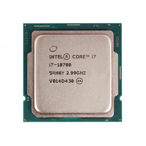 Intel 10th Gen Core i7-10700 Processor (Tray)