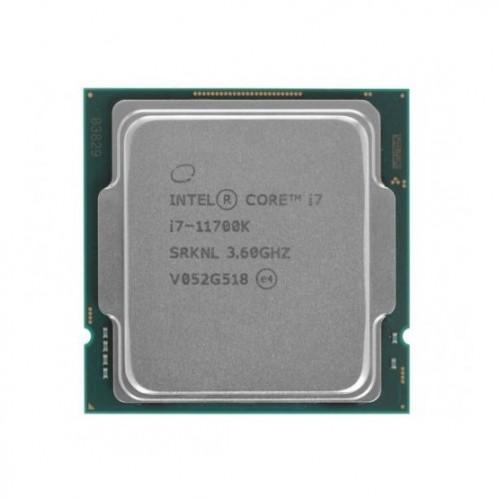 Intel 11th Generation Core i7-11700k Rocket Lake Processor (Tray)