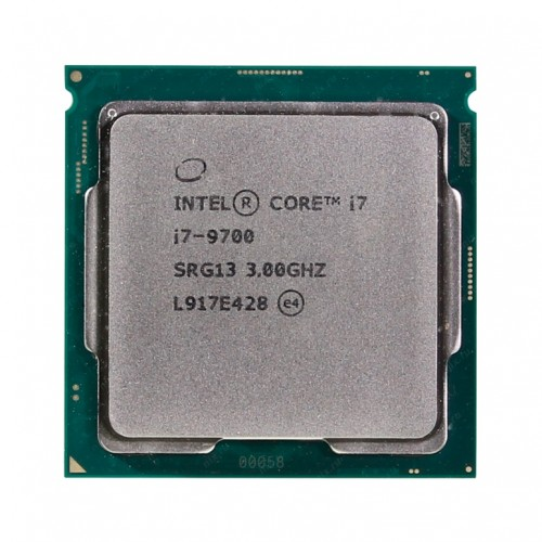 Intel 9th Generation Core i7-9700 Processor (Tray)