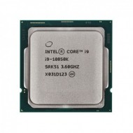 Intel 10th Gen Core i9-10850K Processor (Tray)