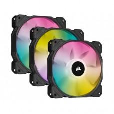 Corsair iCUE SP120 RGB ELITE Performance 120mm PWM Cooling Fan - Triple Pack