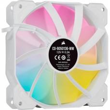 Corsair iCUE SP120 RGB ELITE Performance 120mm White PWM Case Fan