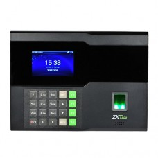 ZKTeco IN05-A Fingerprint Recognition WiFi Time Attendance & Access Terminal with Adapter