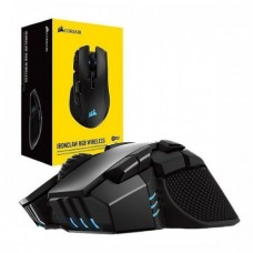 Corsair Ironclaw Wireless Bluetooth USB Gaming Mouse Black