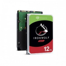 "Seagate IronWolf 12TB NAS 7200 RPM 3.5"" Internal HDD"