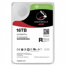 Seagate IronWolf Pro 16TB 3.5 Inch SATA 7200RPM NAS Hard Drive