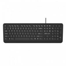 Delux KA193U USB Multimedia Keyboard