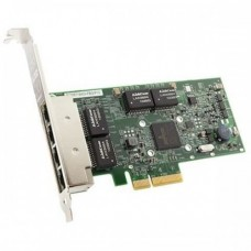 Dell Broadcom 5719 Quad Port 1 Gigabit Network Interface Card Low Profile