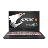 "Gigabyte Aorus 5 MB Core i5 10th Gen 512GB SSD, GTX 1650Ti Graphics 15.6"" 144Hz FHD Gaming Laptop"