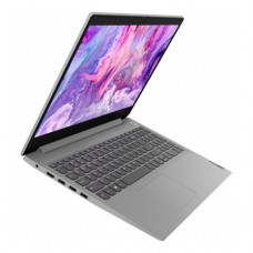 "Lenovo IdeaPad L3 Core i7 10th Gen 15.6"" MX330 2GB Graphics Platinum Grey Laptop with Win 10"