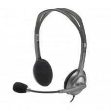 Logitech H111 STEREO Headset (One port)