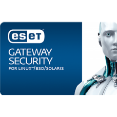 ESET Gateway Security for Linux/Free BSD (Volume up to 05 to 249)